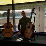 Guitar Expo stall 2016